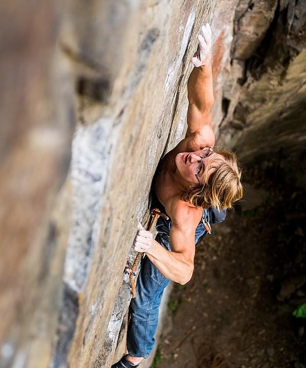 Skalní lezení