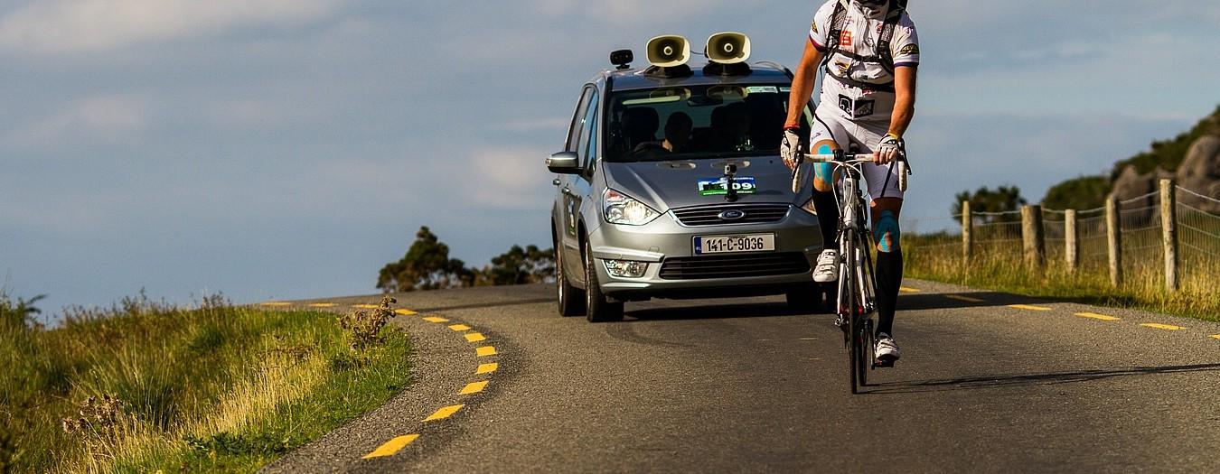 Race Around Ireland (foto+video)
