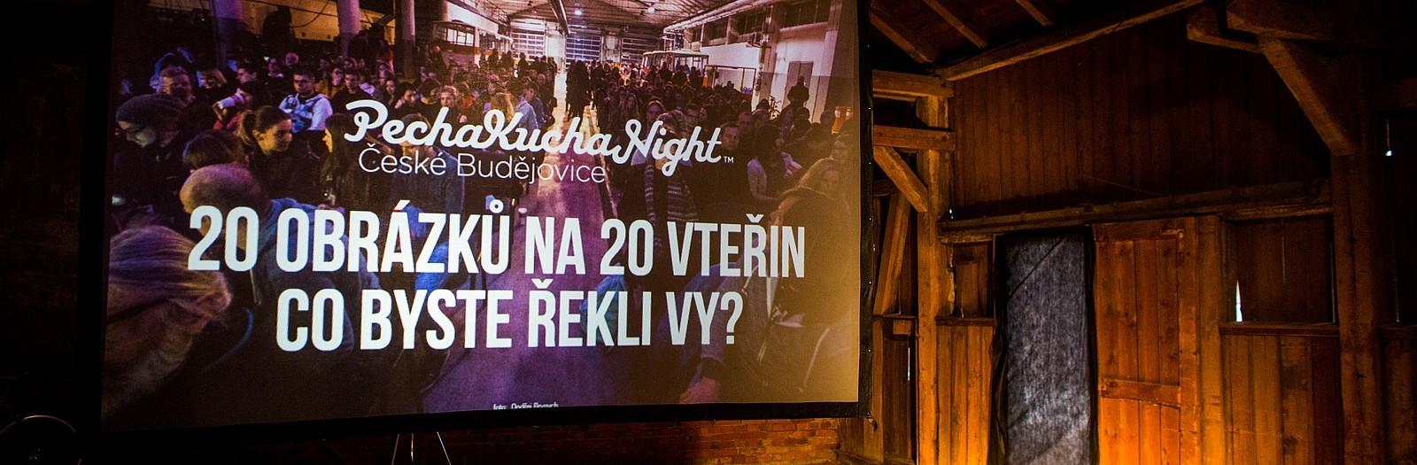 PechaKucha ČB