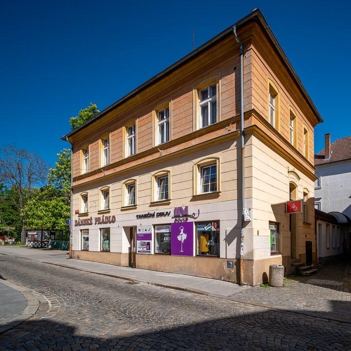 Historický dům v centru